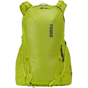 Thule The Upslope 35 Snowsports RAS Backpack, lime punch